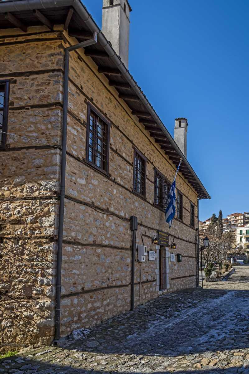 Καστοριά Ντολτσό κτήριο
