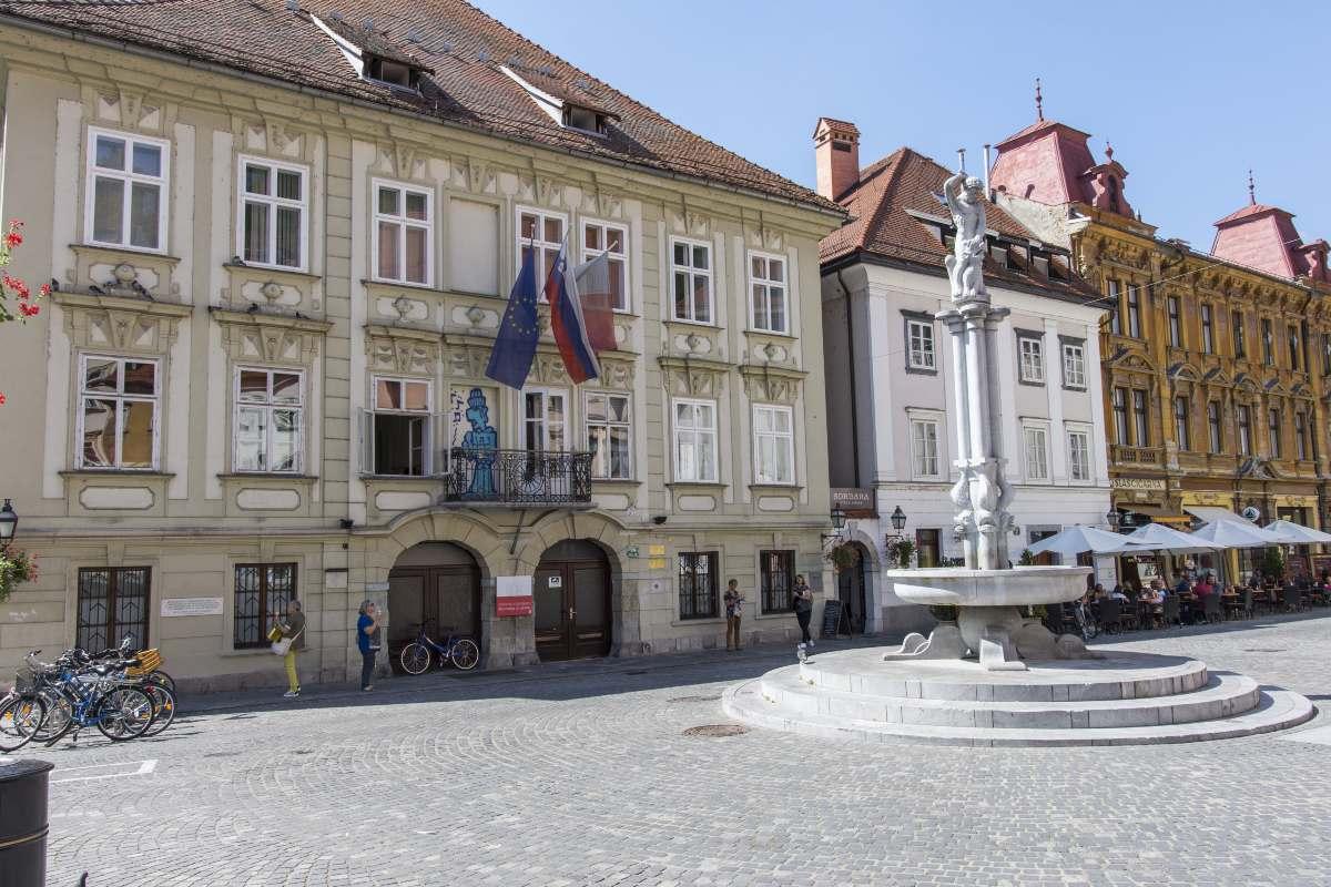 Δημαρχείο, Λιουμπλιάνα