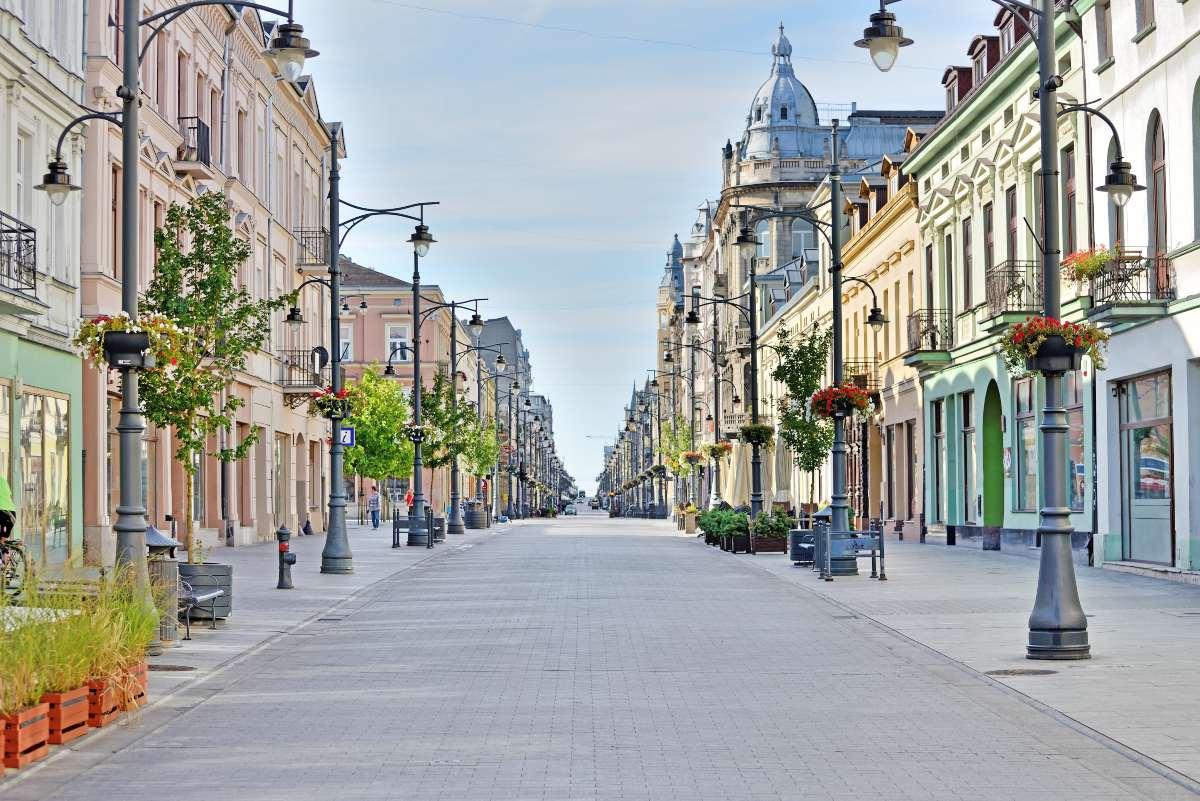 Λοτζ, Πολωνία