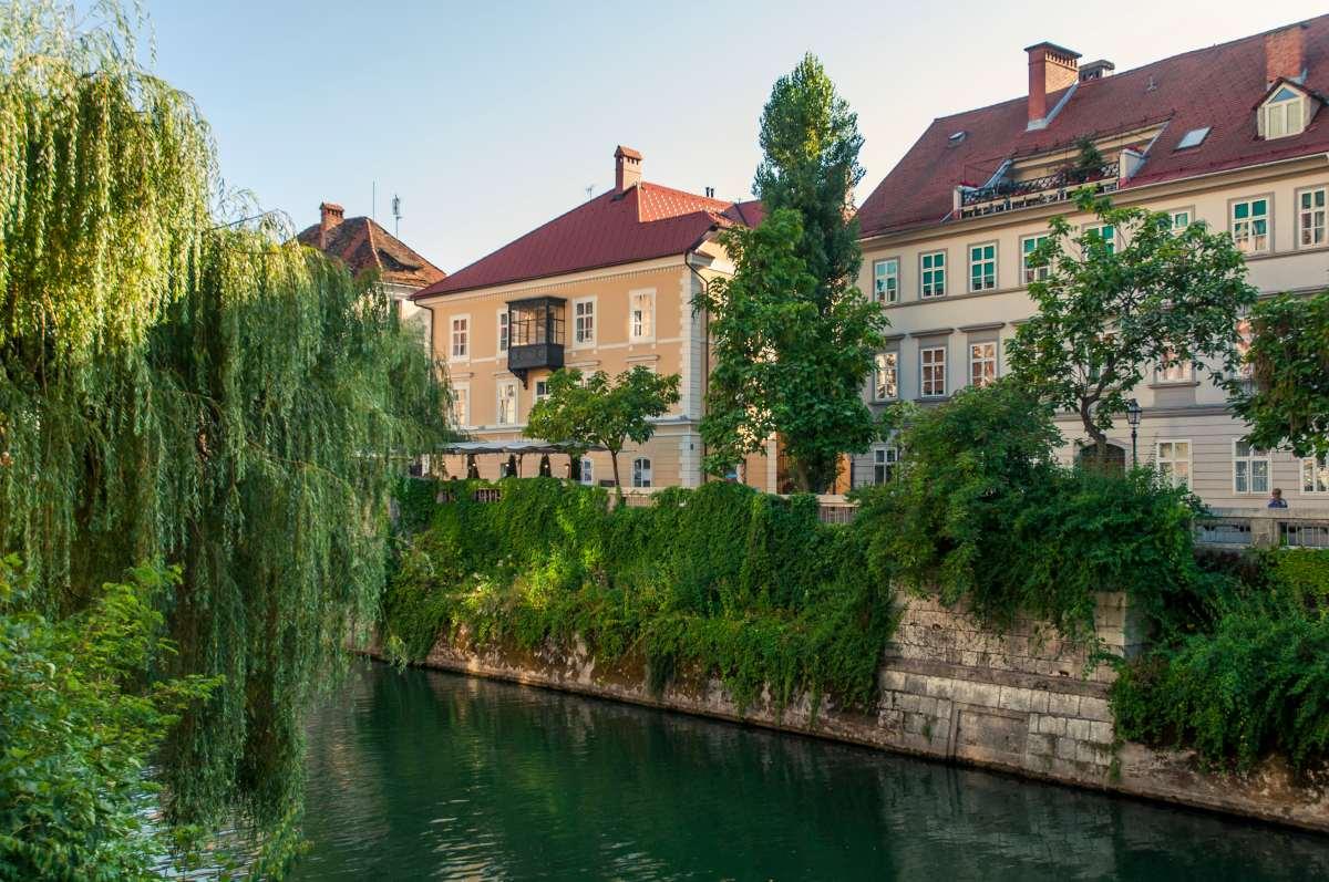 Σλοβενία - Λιουμπλιάνα