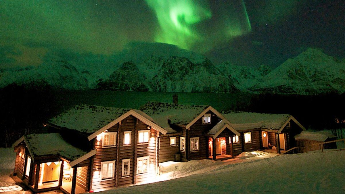 Lyngen Lodge, Νορβηγία