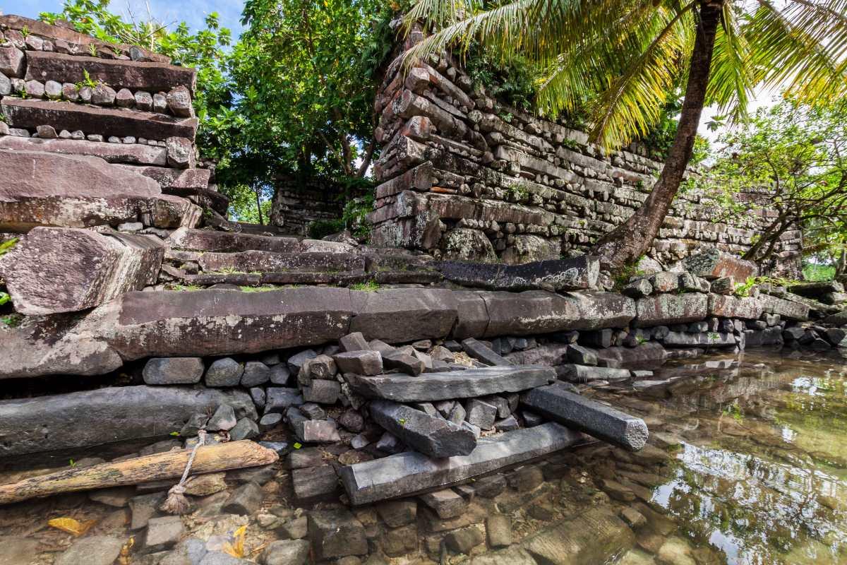 Nan Madol, Mικρονησία