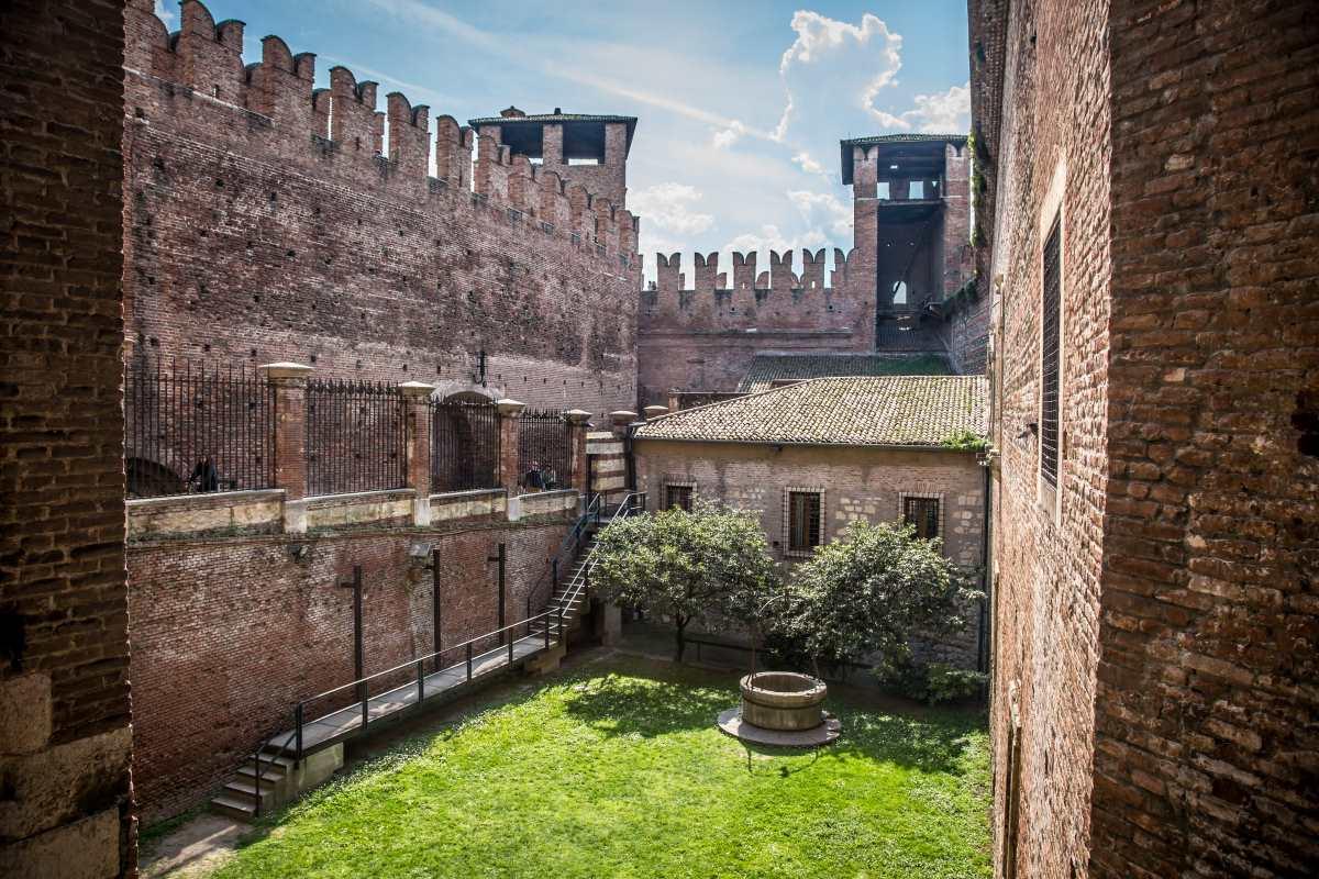 Κάστρο και Museo di Castelvecchio, Βερόνα