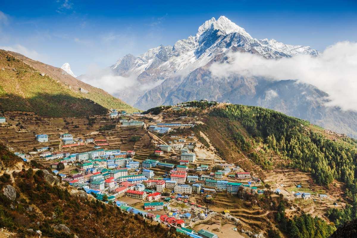 Νεπάλ βουνό