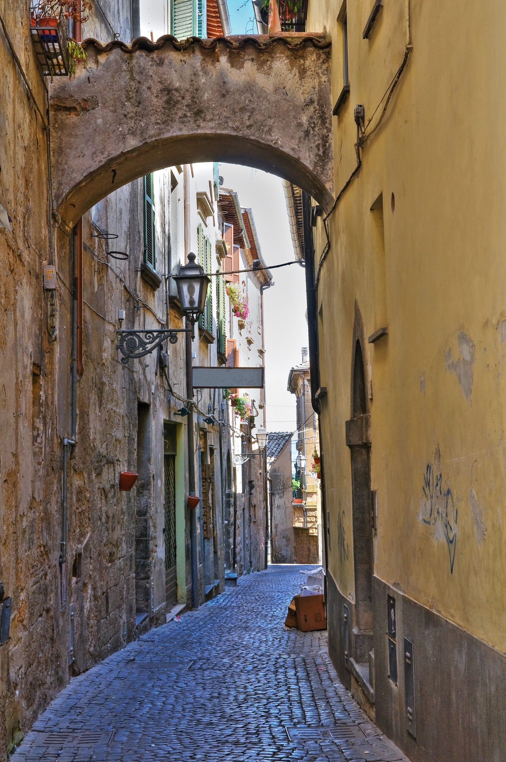 Orvieto (Oρβιέτο), Ιταλία
