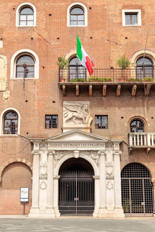 Βερόνα, Palazzo Podestà