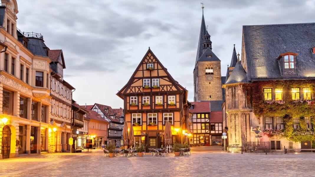 Κέντλινμπεργκ, Γερμανία