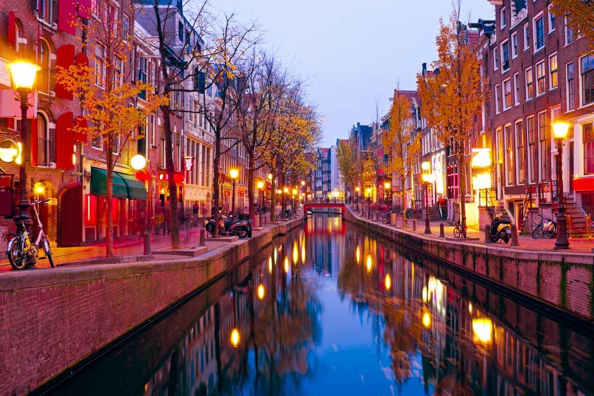 Red Light District, Άμστερνταμ