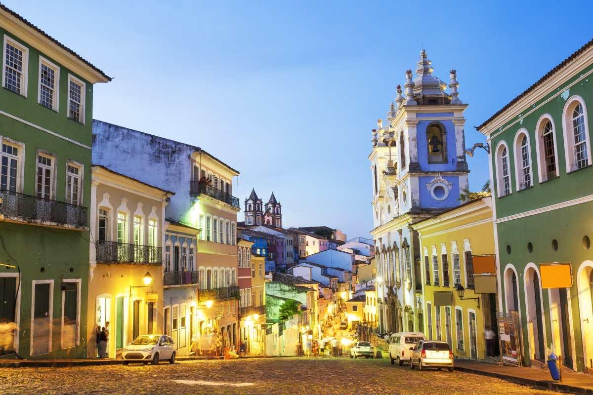 Παλιά Πόλη Σαλβαδόρ Μπαϊα