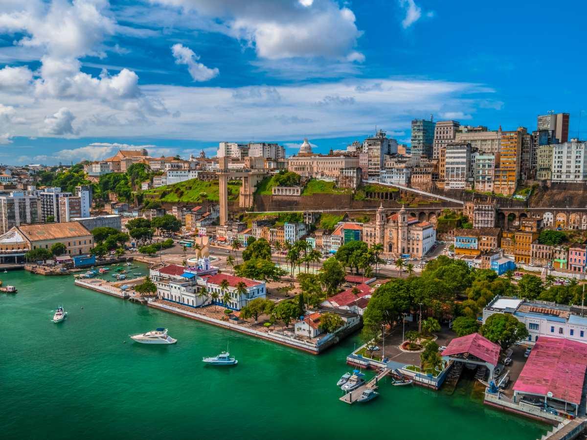 Σαλβαδόρ Μπαϊα, Βραζιλία