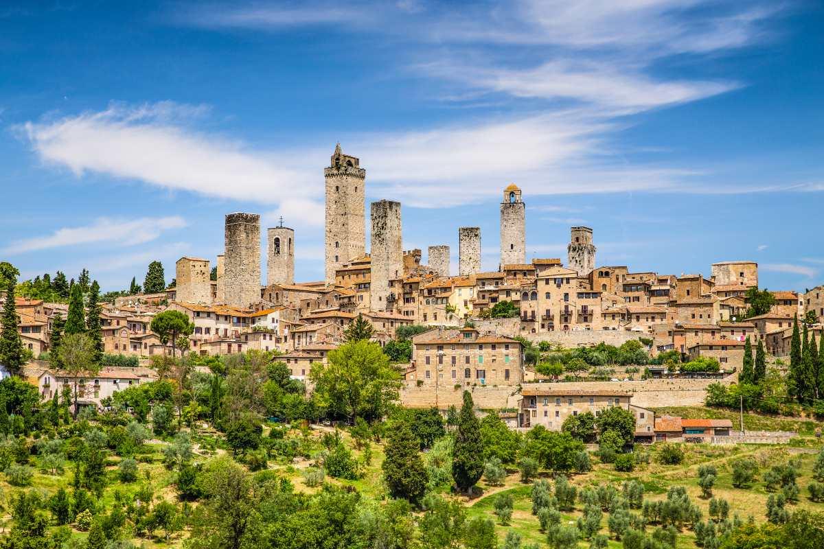 San Gimignano, Τοσκάνη