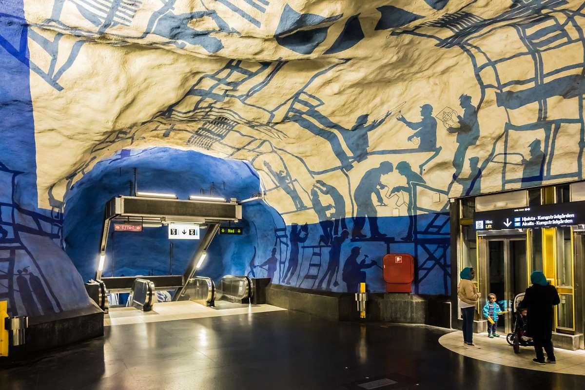 Σταθμός του μετρό της Στοκχόλμης