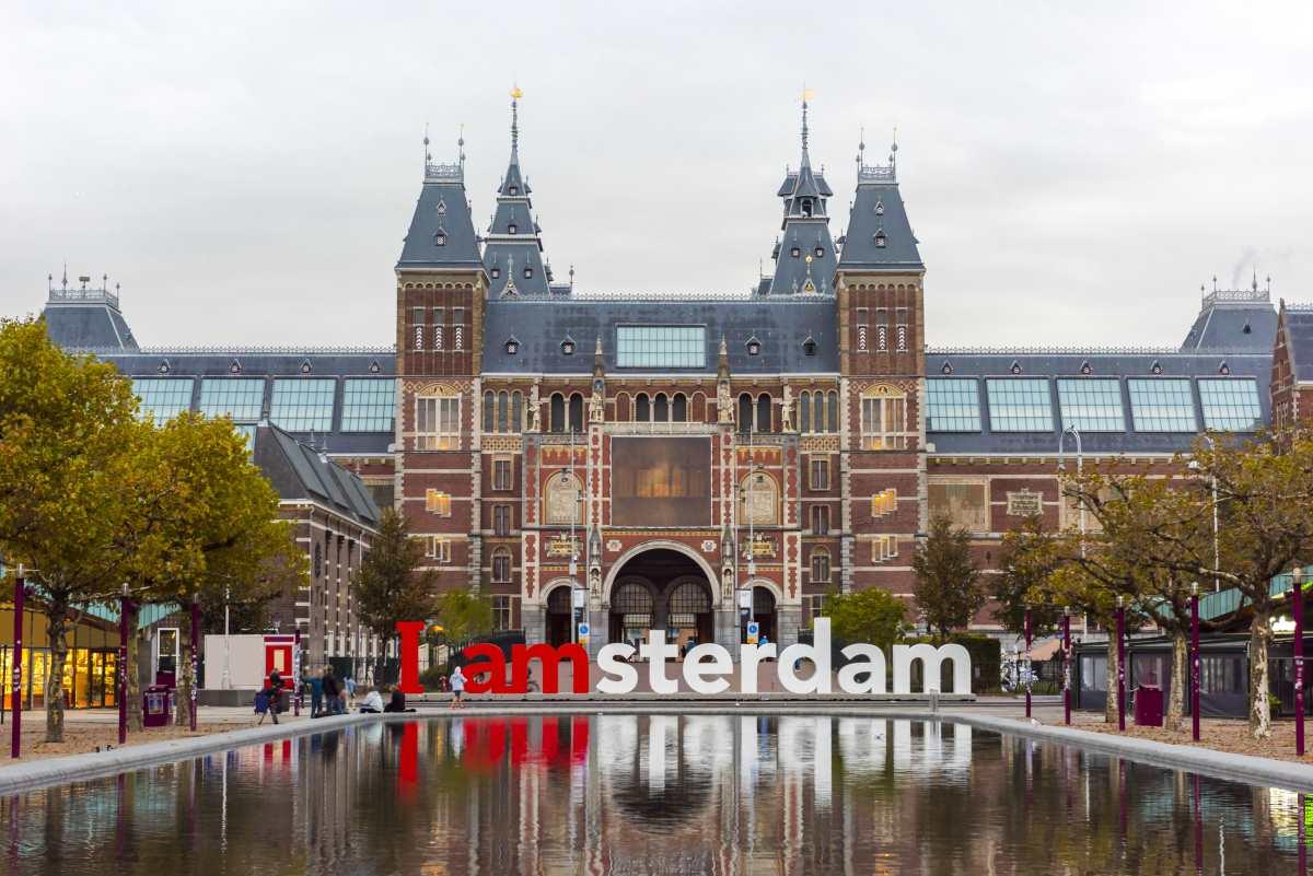 Το μεγαλύτερο μουσείο της Ολλανδίας, Το Rijksmuseum