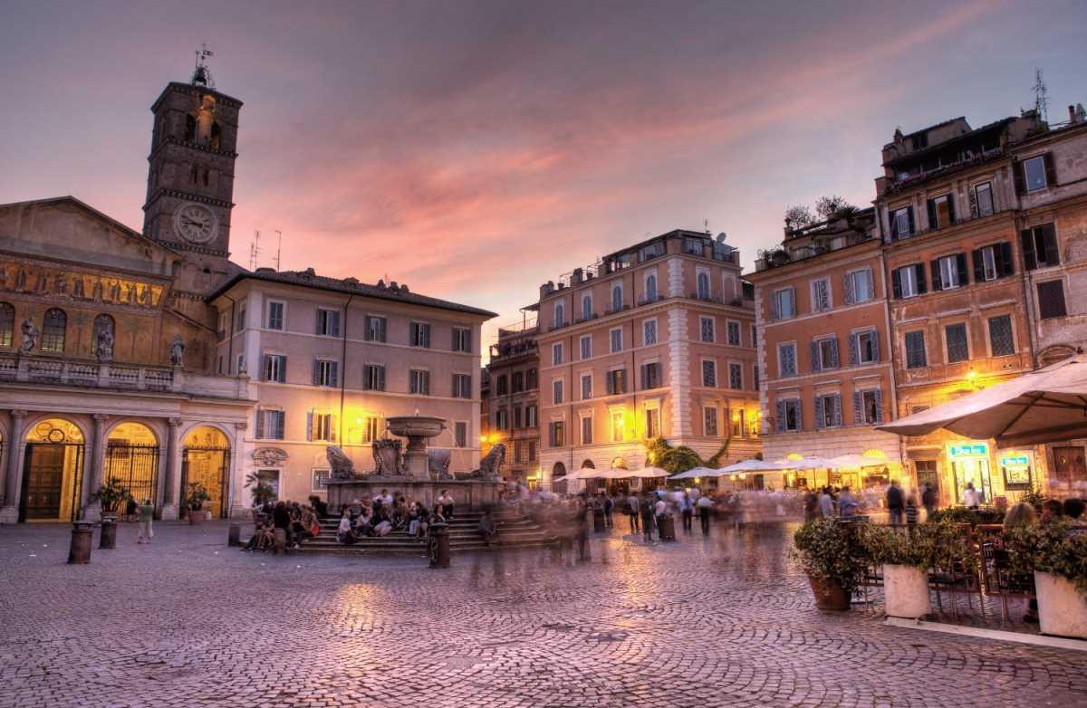 Travestere Ρώμη