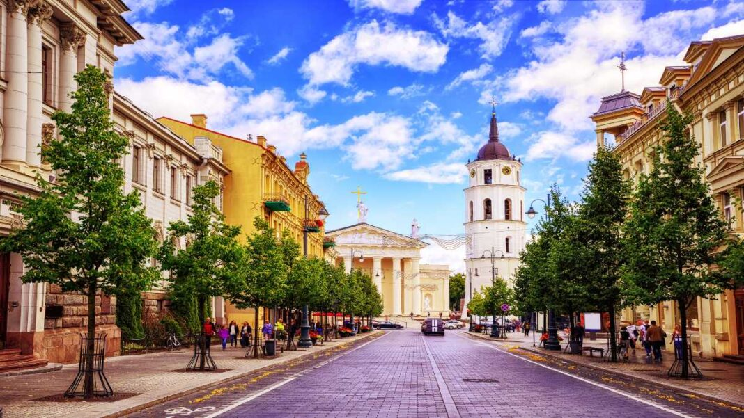 Vilnius, Λιθουανία