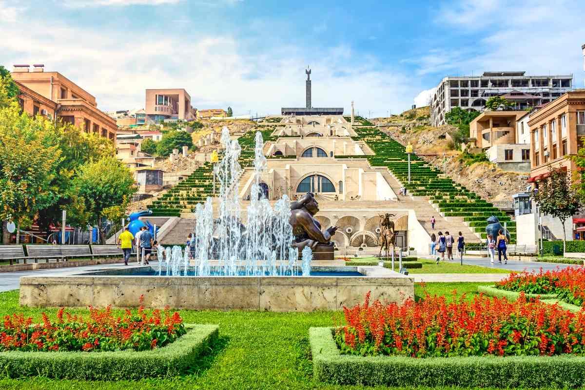 Γεβεράν, Αρμενία