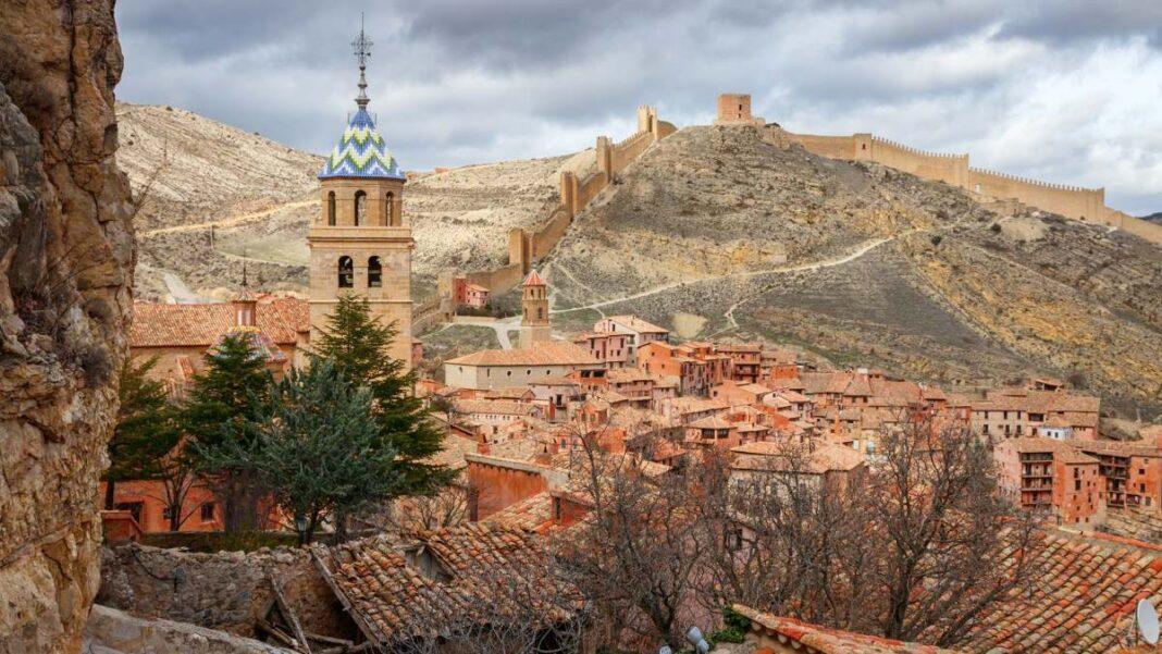 Albarracin Ισπανία