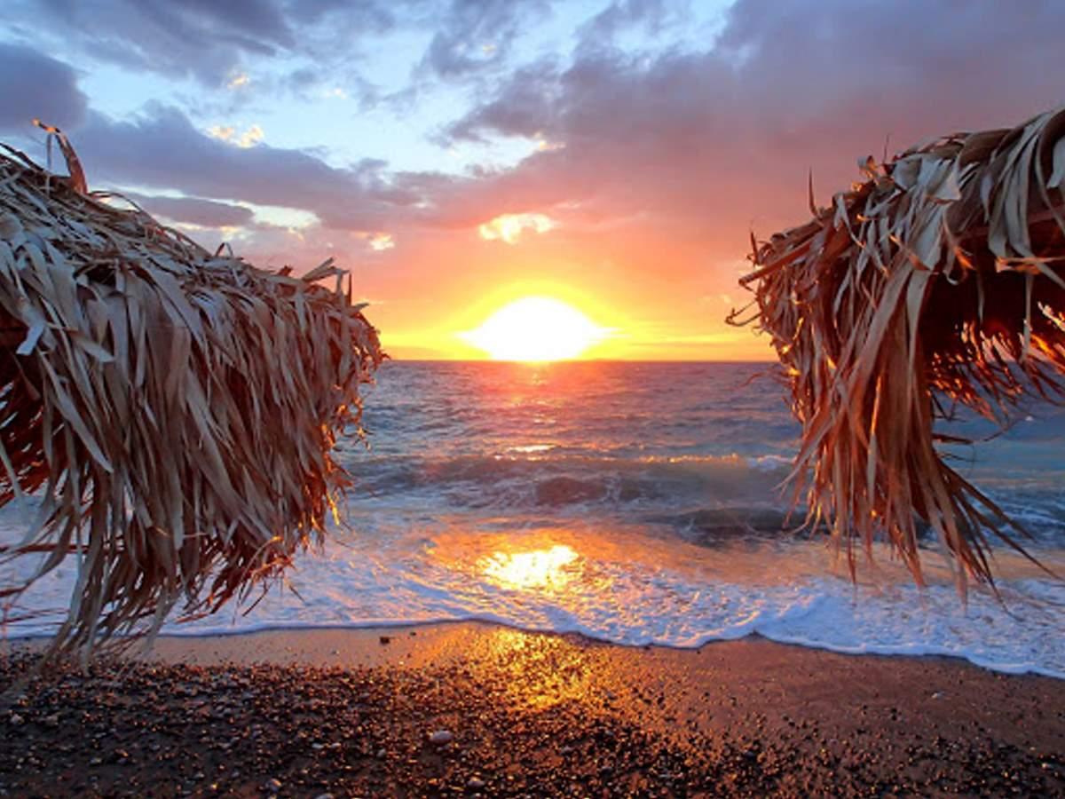 Αλεποχώρι παραλία