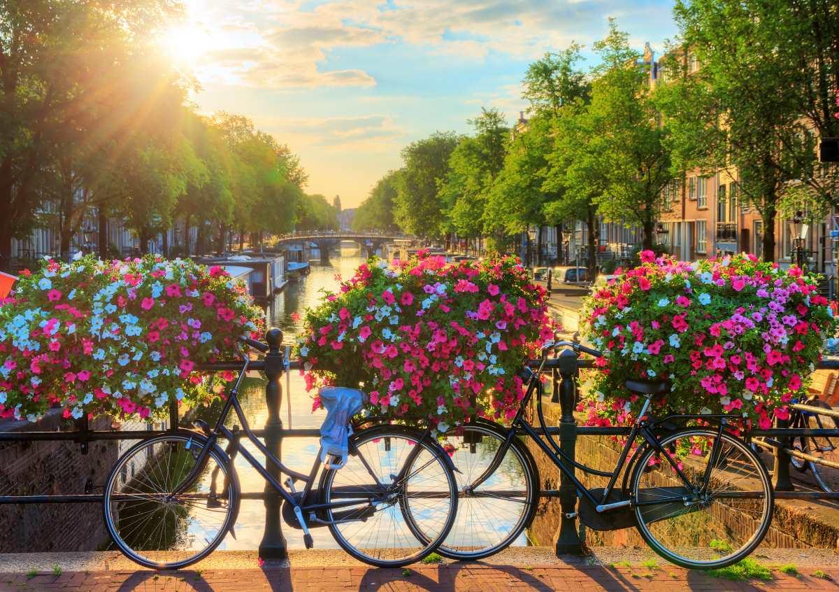 Άμστερνταμ η «Βενετία του Βορρά»
