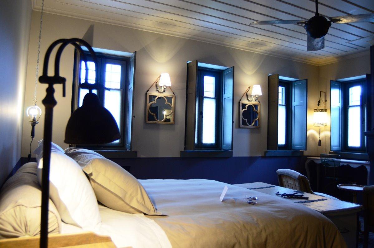 Apeiros Chora δωμάτιο