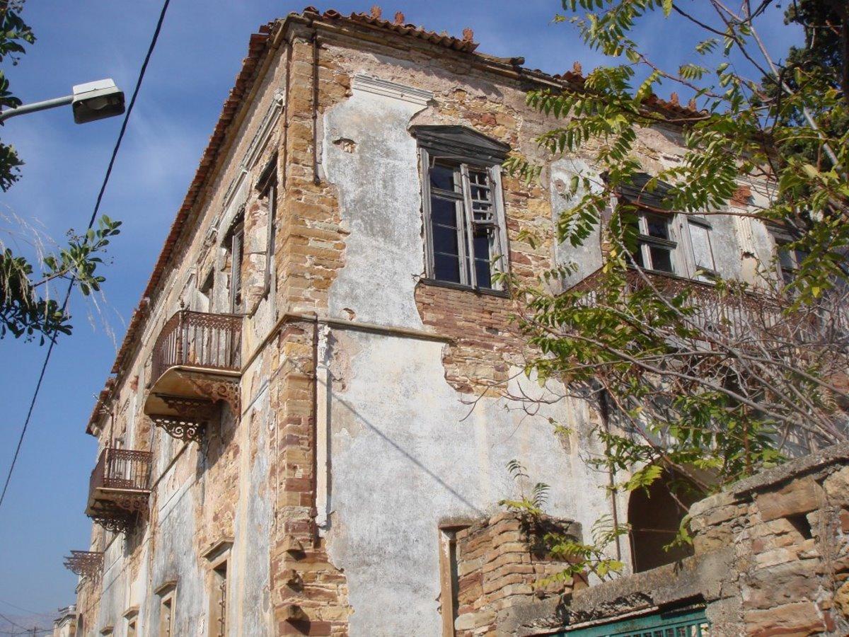 Αρχοντικό Λιβανούδικο («Ίδρυμα Μαρία Τσάκος»), Χίος
