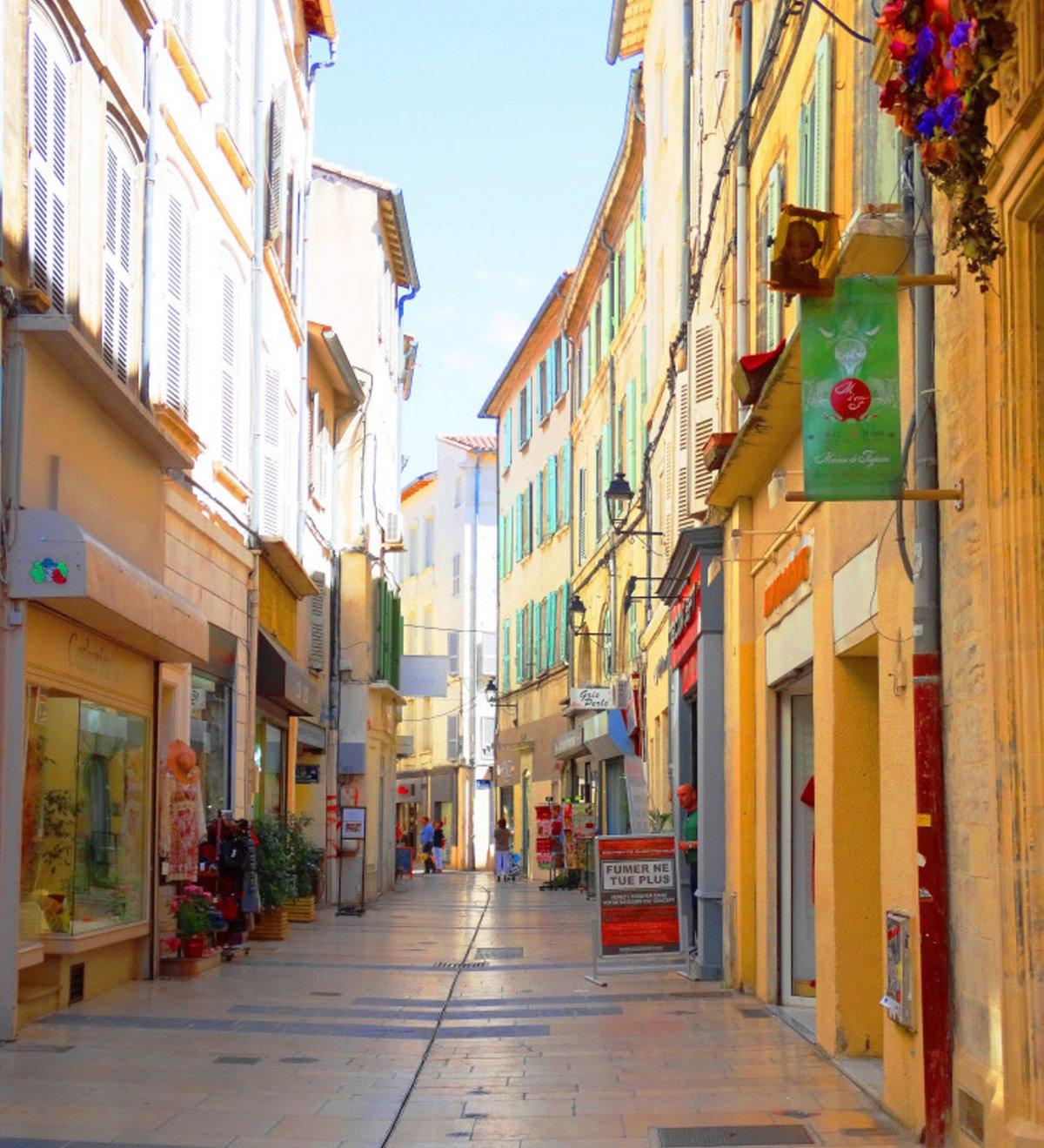 Αβινιόν, Γαλλία