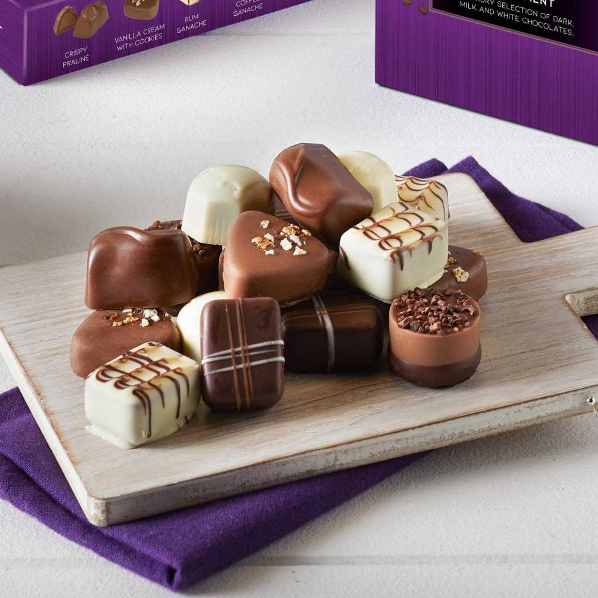 Βελγικά σοκολατάκια