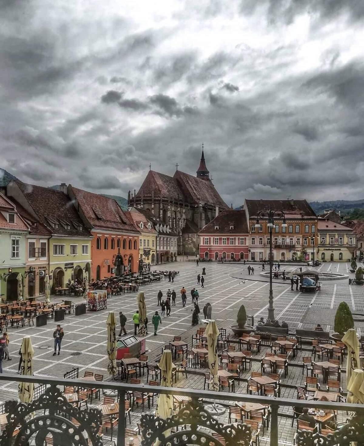 Μπράσοβ, Ρουμανία