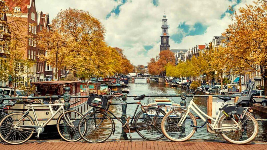 10 λόγοι που το Άμστερνταμ είναι υπέροχο την άνοιξη