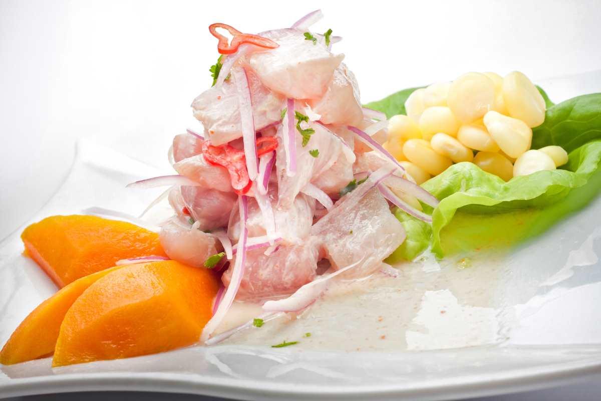 περουβιανή κουζίνα, σεβίτσε