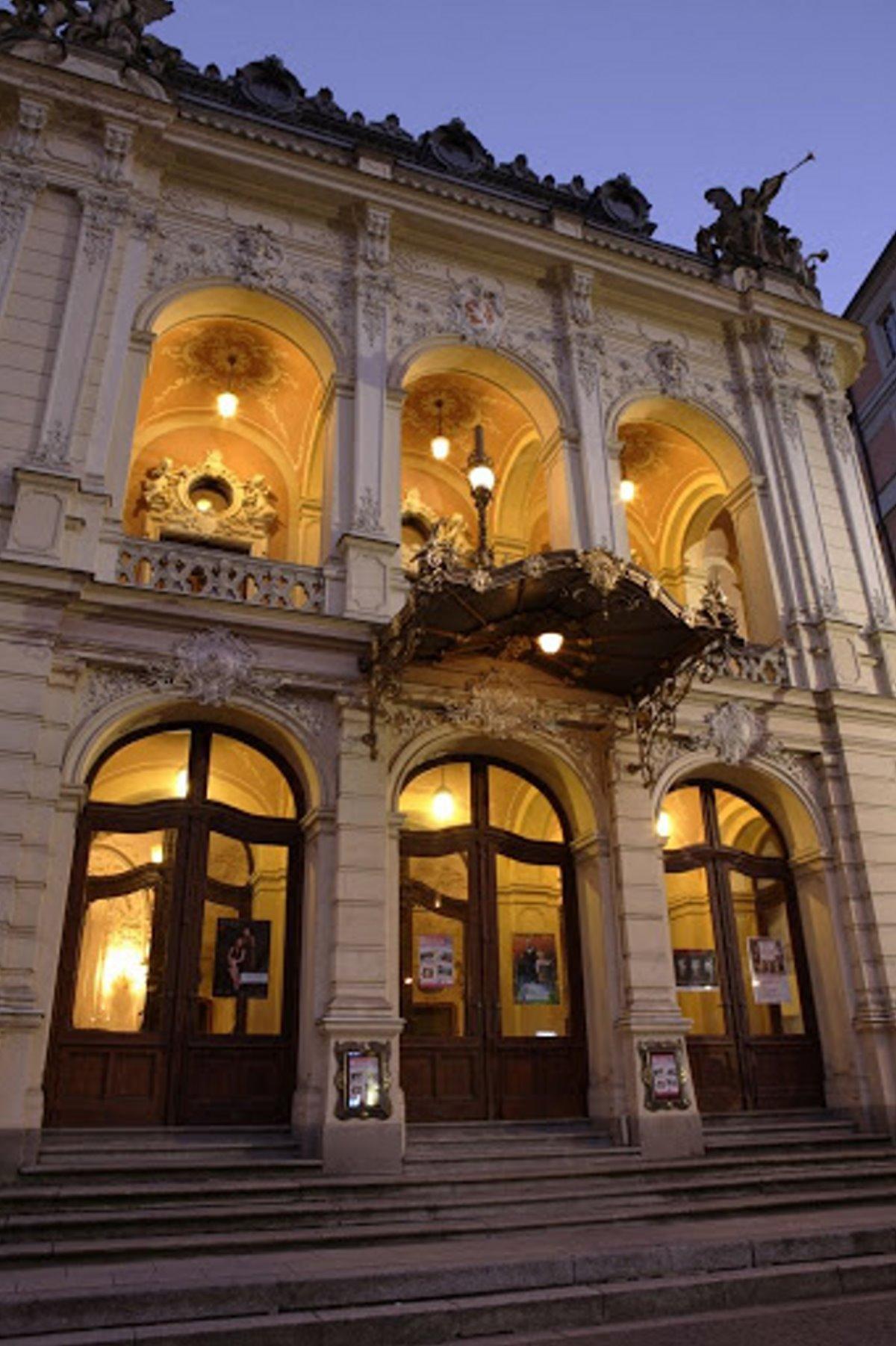 Θέατρο Κάρλοβι Βάρι
