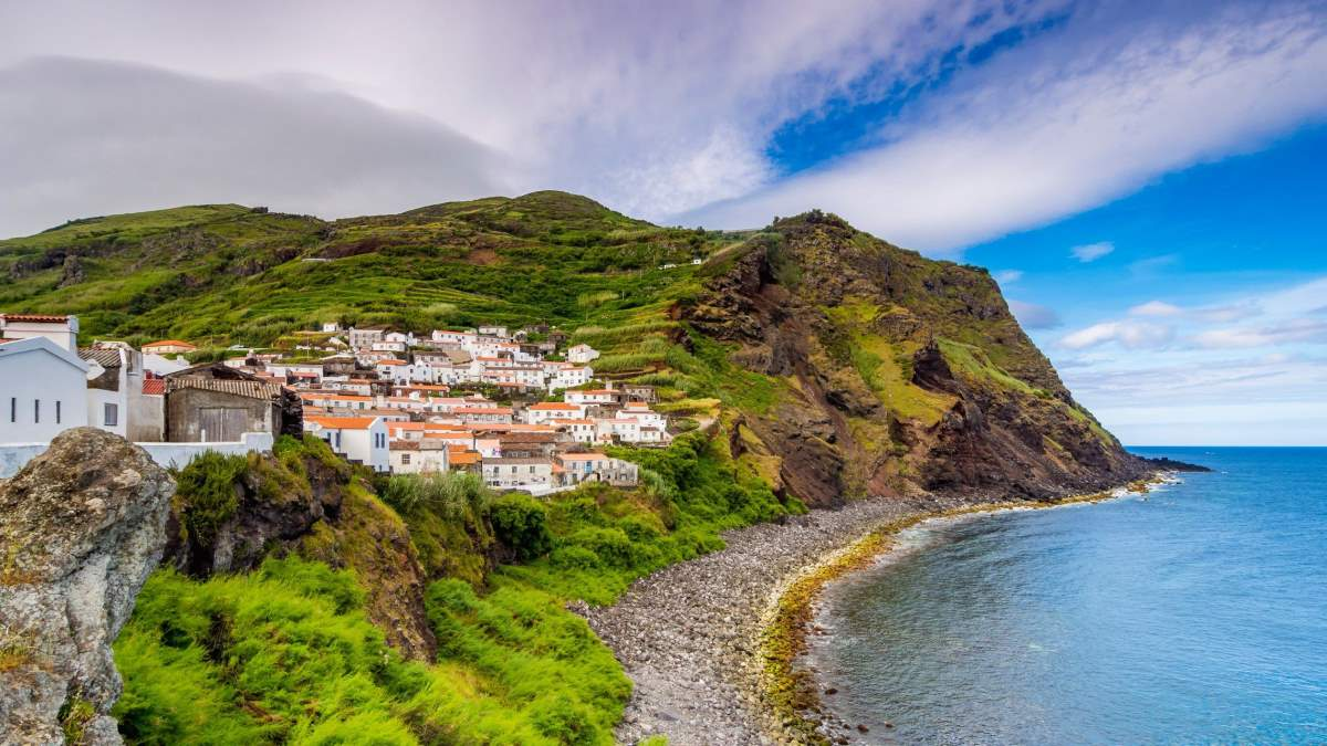 Corvo Island, Aζόρες, Πορτογαλία