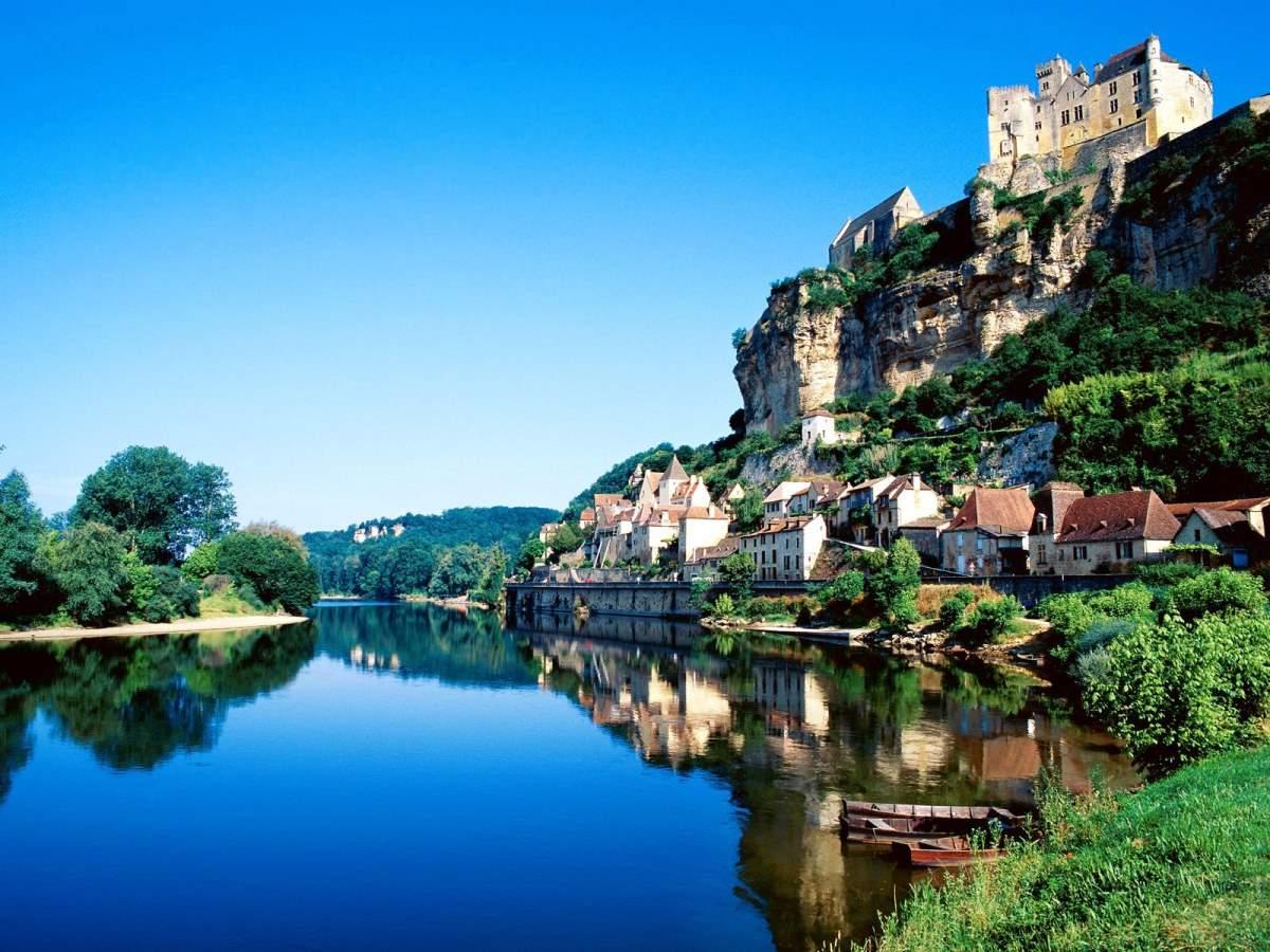 Limeuil Dordogne, Γαλλία