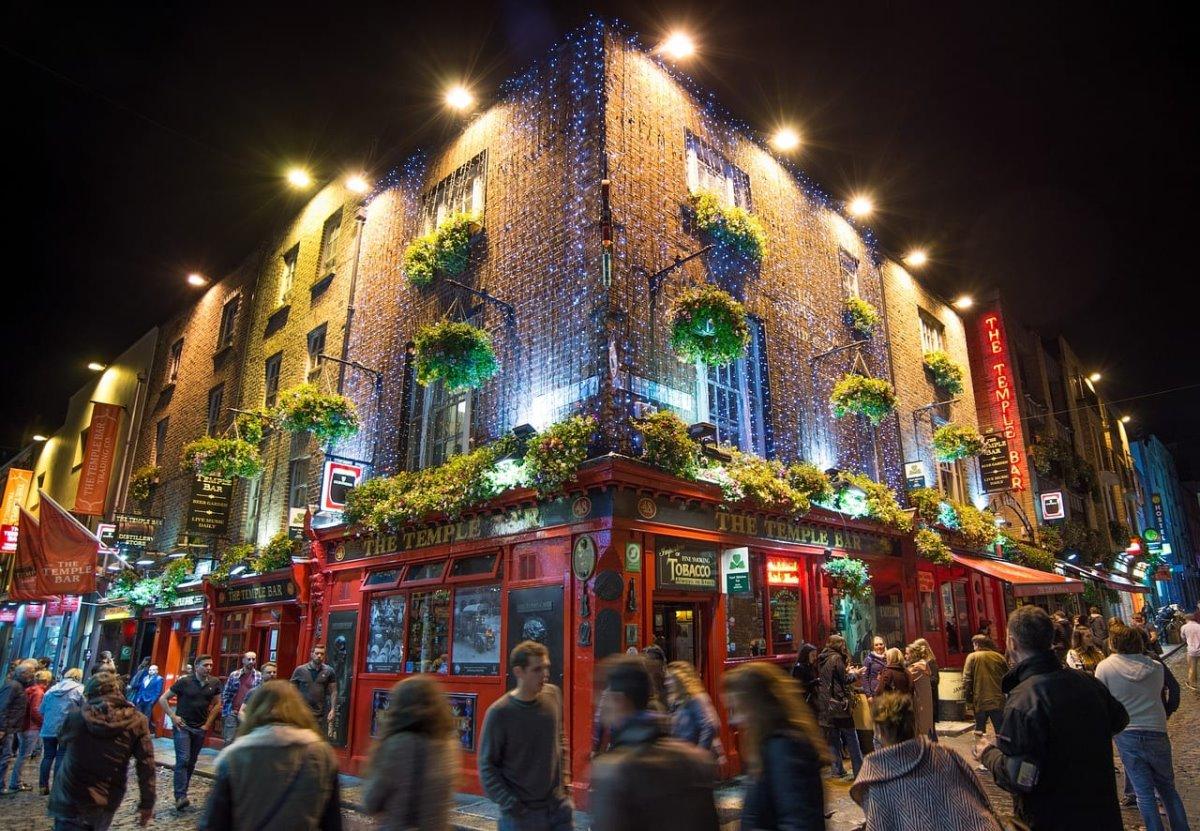 Temple Bar Δουβλίνο