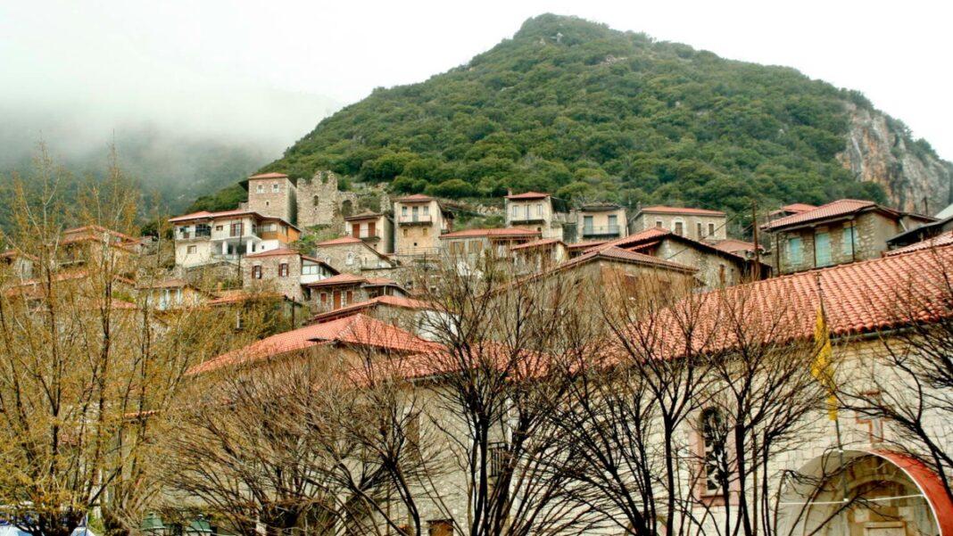 Ελληνικά χωριά Στεμνίτσα