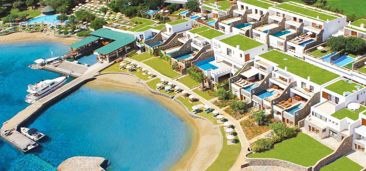Εlounda peninsula ALL SUITE HOTEL, Ελούντα, Κρήτη