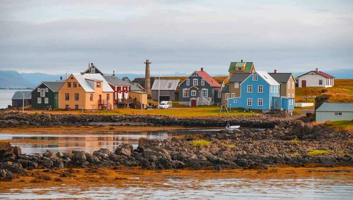 Flatey, Ισλανδία