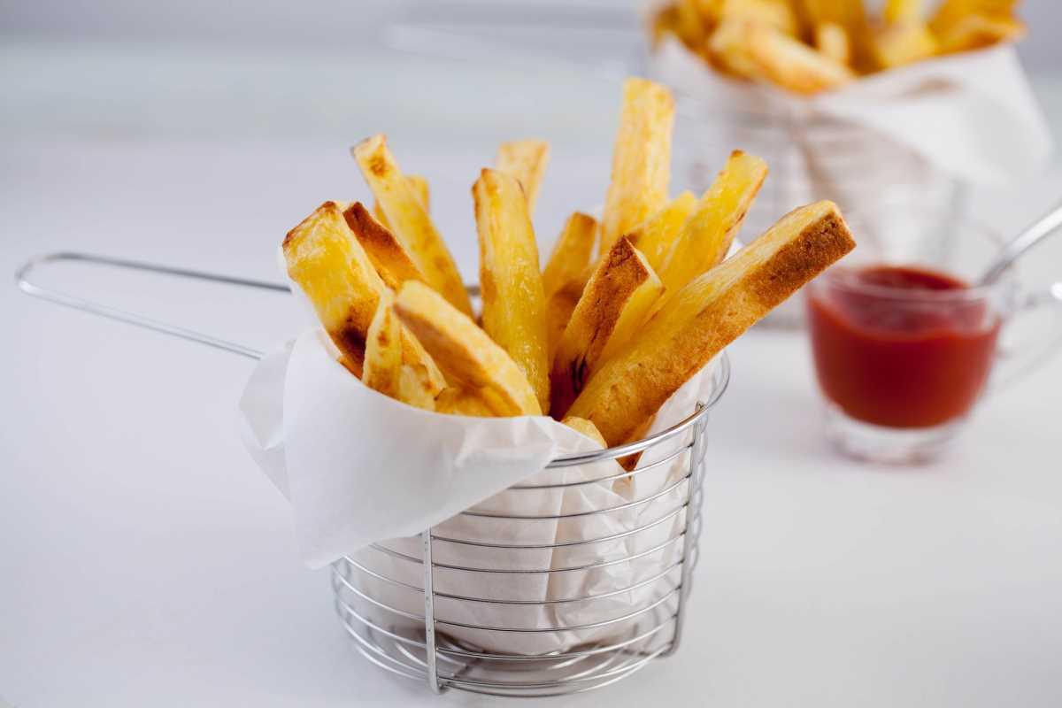 Τηγανητές πατάτες Βέλγιο