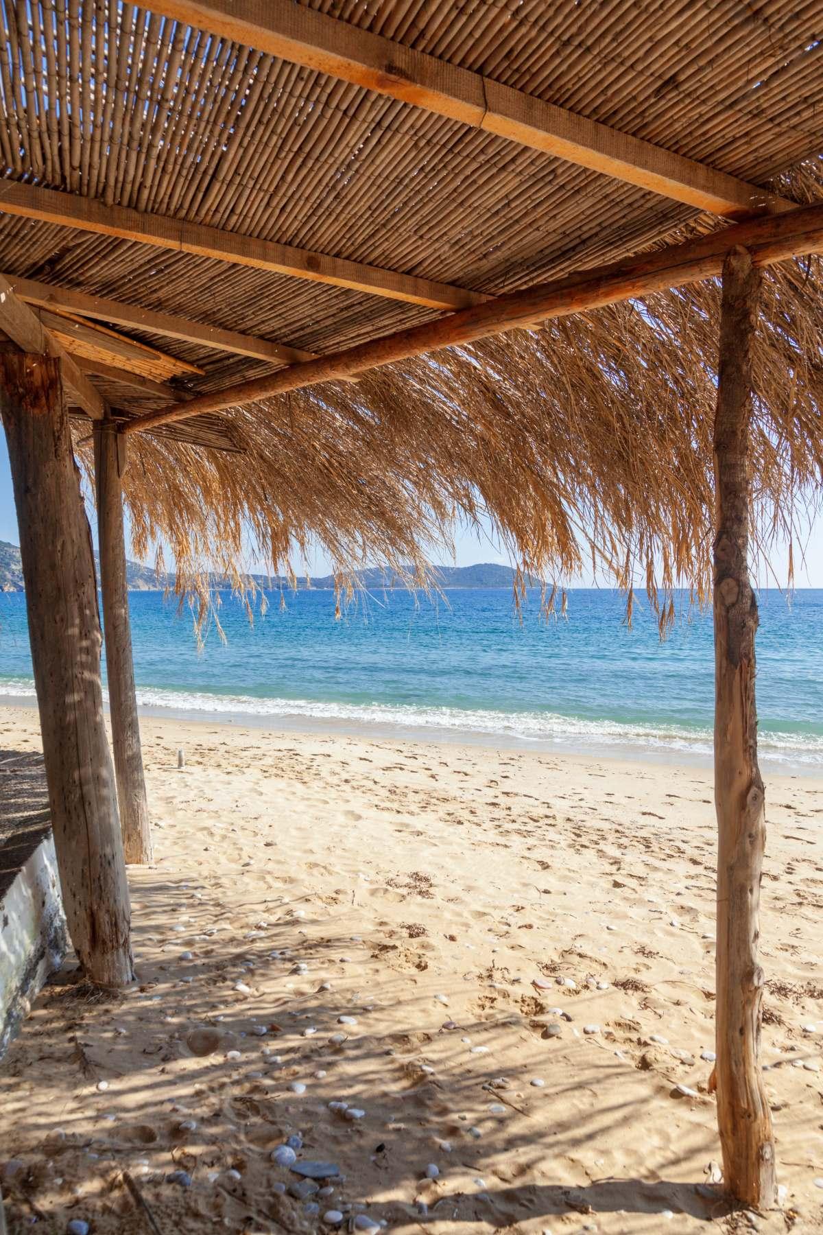 Γύθειο παραλία Σκουτάρη