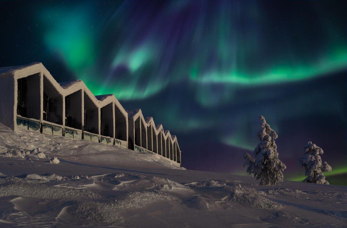 Hotel Arctic, Γροιλανδία