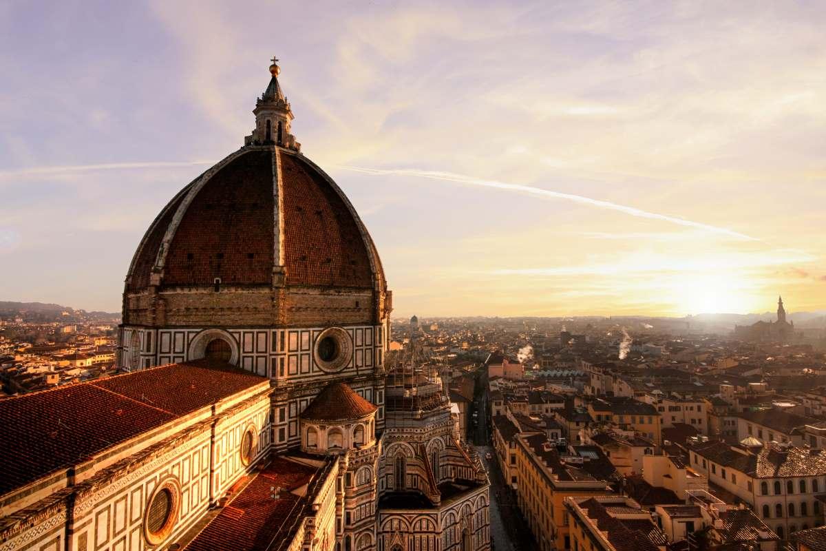 Στην Ιταλία όπου κι αν κοιτάξεις θα δεις ένα αρχιτεκτονικό θαύμα