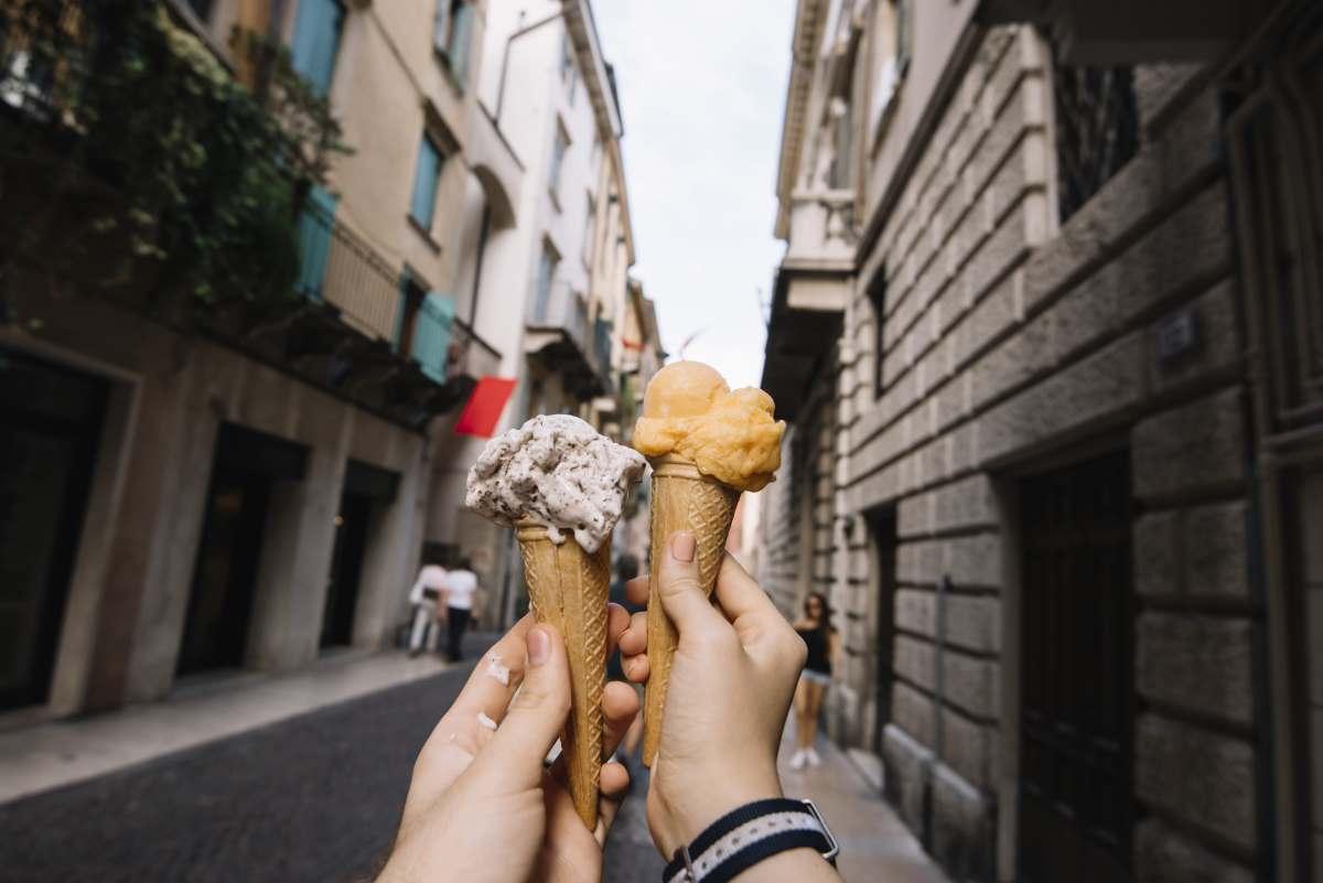 ιταλικό gelato