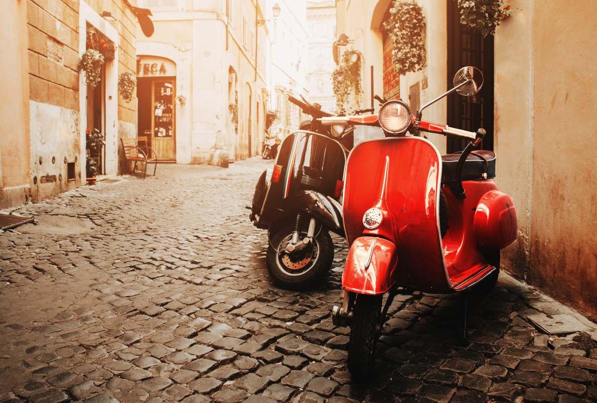 Ιταλία, βέσπες