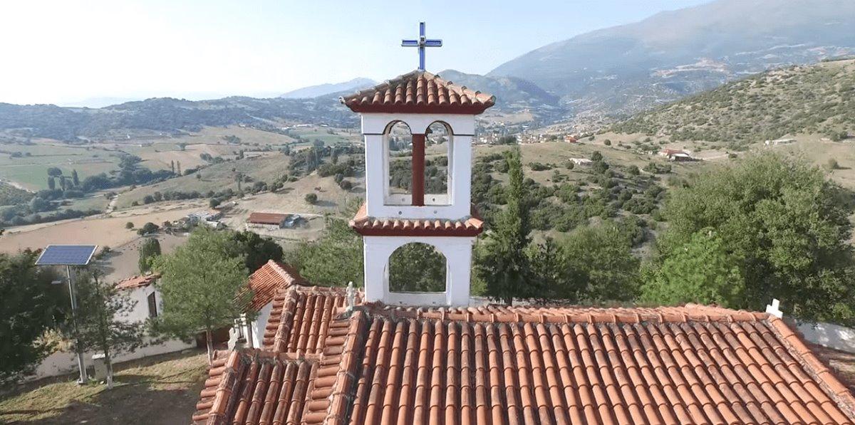 Καλύβια Ελασσόνας χωριό