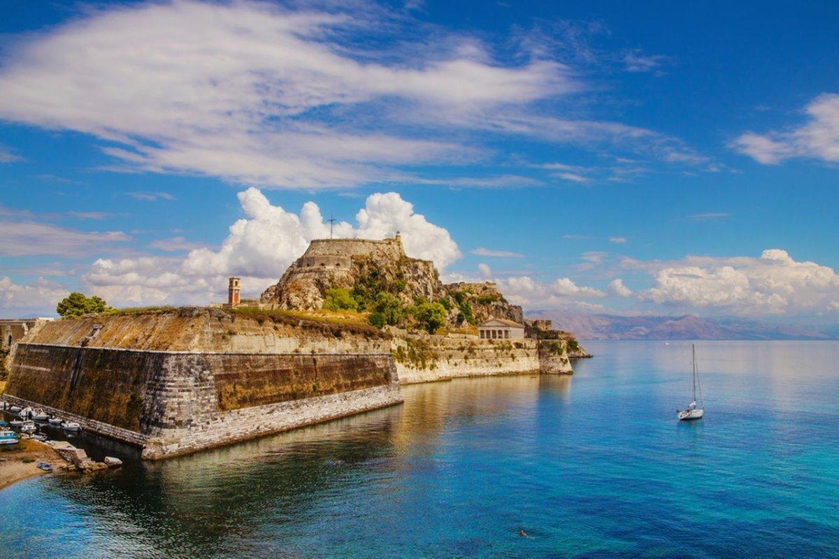Παλιό Φρούριο Κέρκυρας