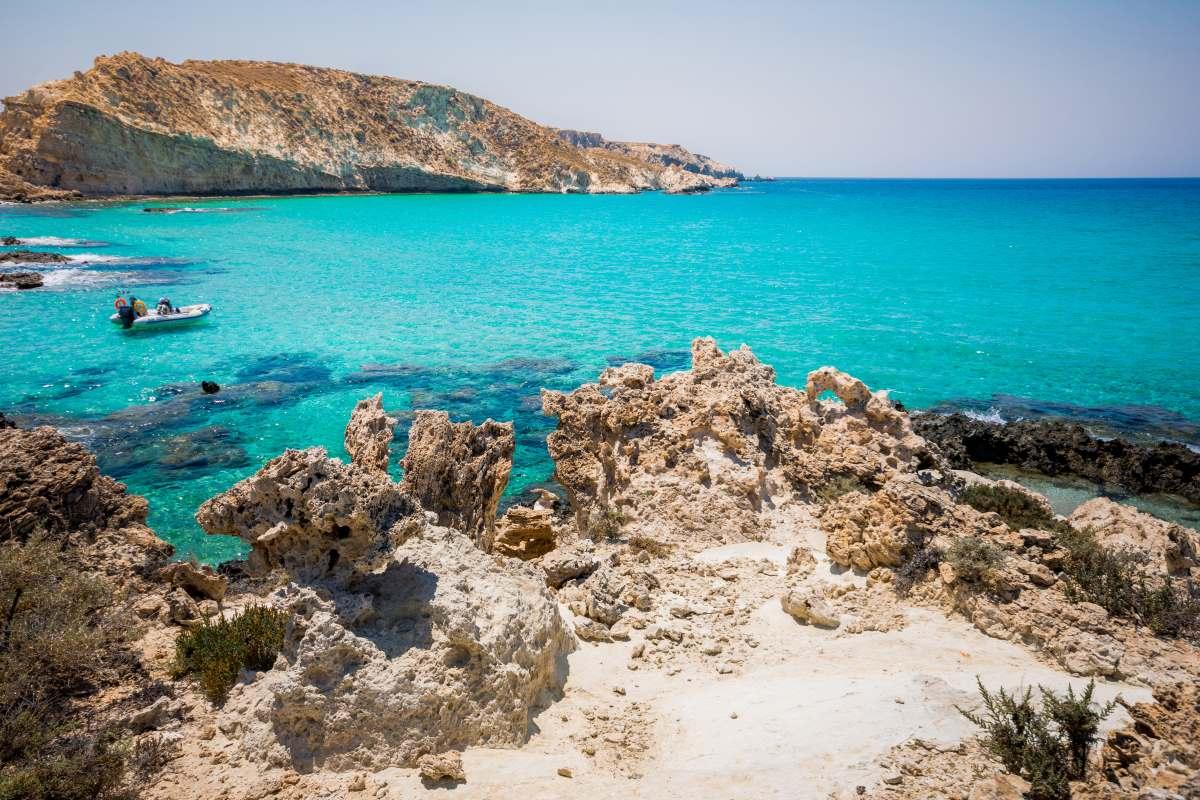Κουφονήσι στη Κρήτη