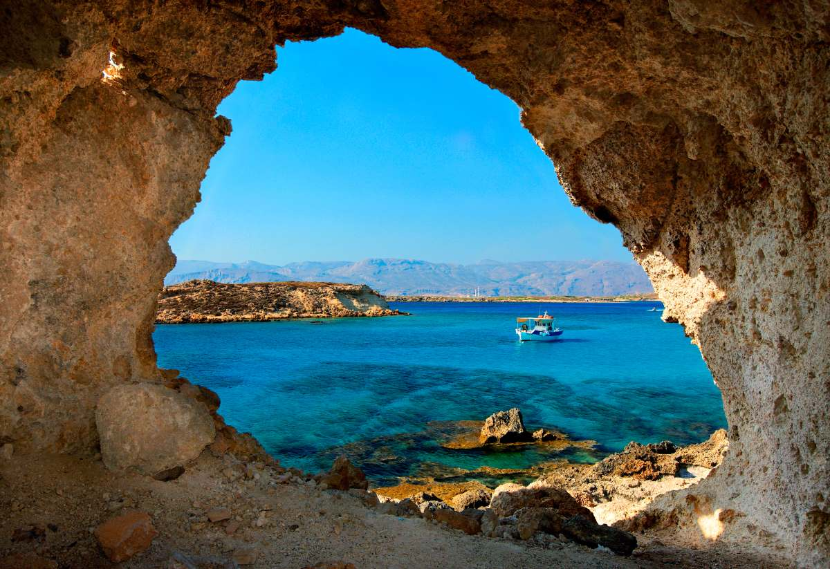 Κουφονήσι, Κρήτη