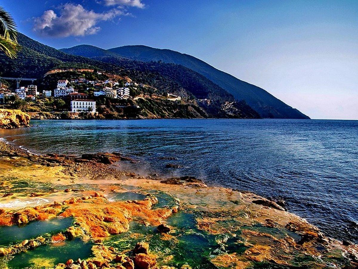 Τα 10+1 καλύτερα ιαματικά λουτρά στην Ελλάδα!
