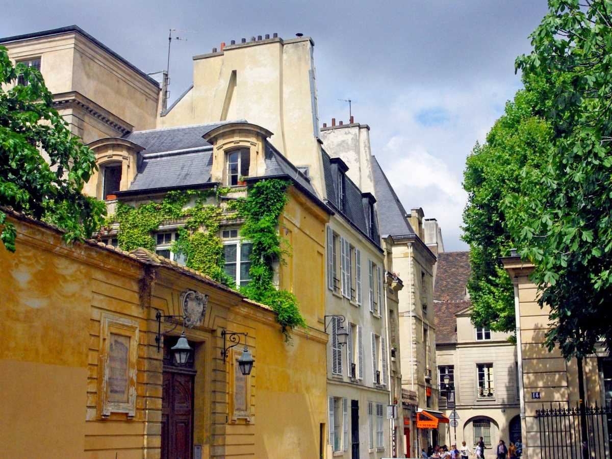 marais Παρίσι