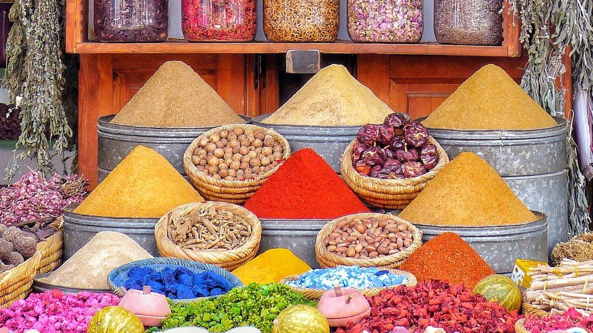 Μαρόκο αγορά